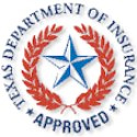 Texas Department of Insurance Approved